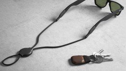Nomad Leather Keychain for AirTag and Glasses Strap for AirTag Review: Keep Track of Your Keys and Glasses with Integrated AirTag Holders