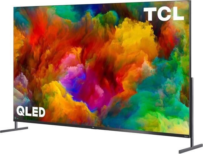 "CL 85"" Class 4K UHD Dolby Vision HDR QLED Roku Smart TV - 85R745"