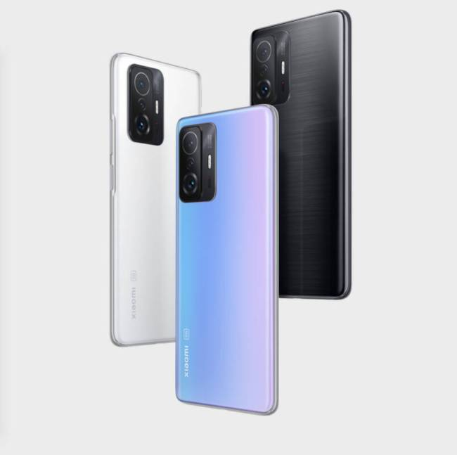 Xiaomi 11T Series phones