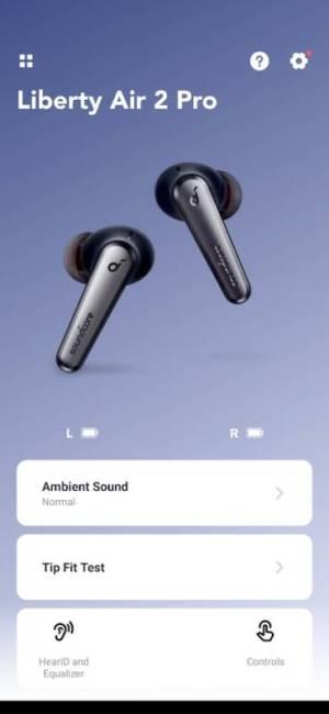 Soundcore Liberty Air 2 Pro app