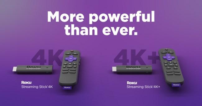 Roku Streaming Sticks