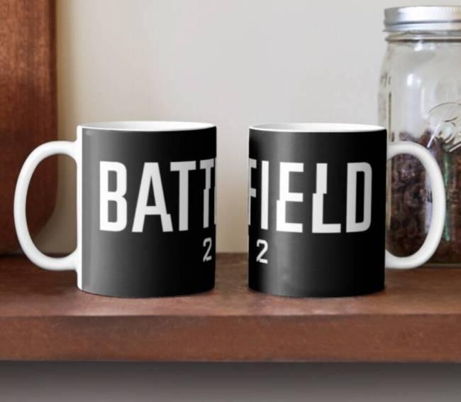 Battlefield 2042 Mug