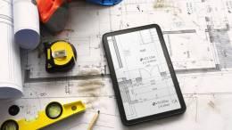 Nokia T20 showing building plans