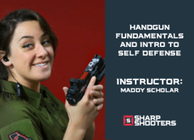 USCCA Introduction to Handgun Fundamentals