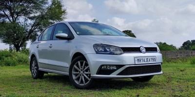 Volkswagen vento automatic