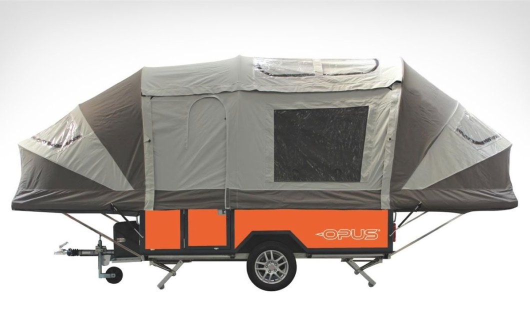 Air Opus Inflating Camper
