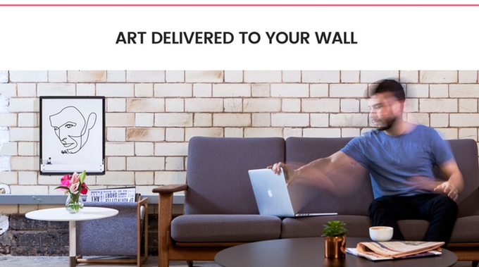 Joto: Art Delivered to Your Wall
