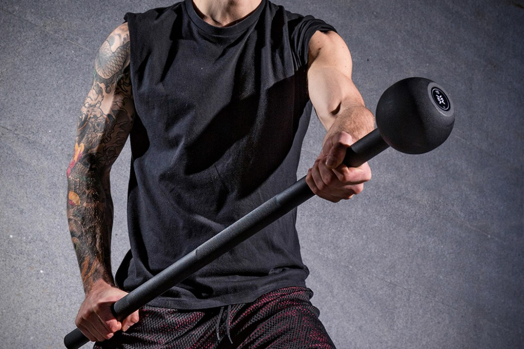 Ancient Weapon Turned Workout Gear–Grab Your Mace