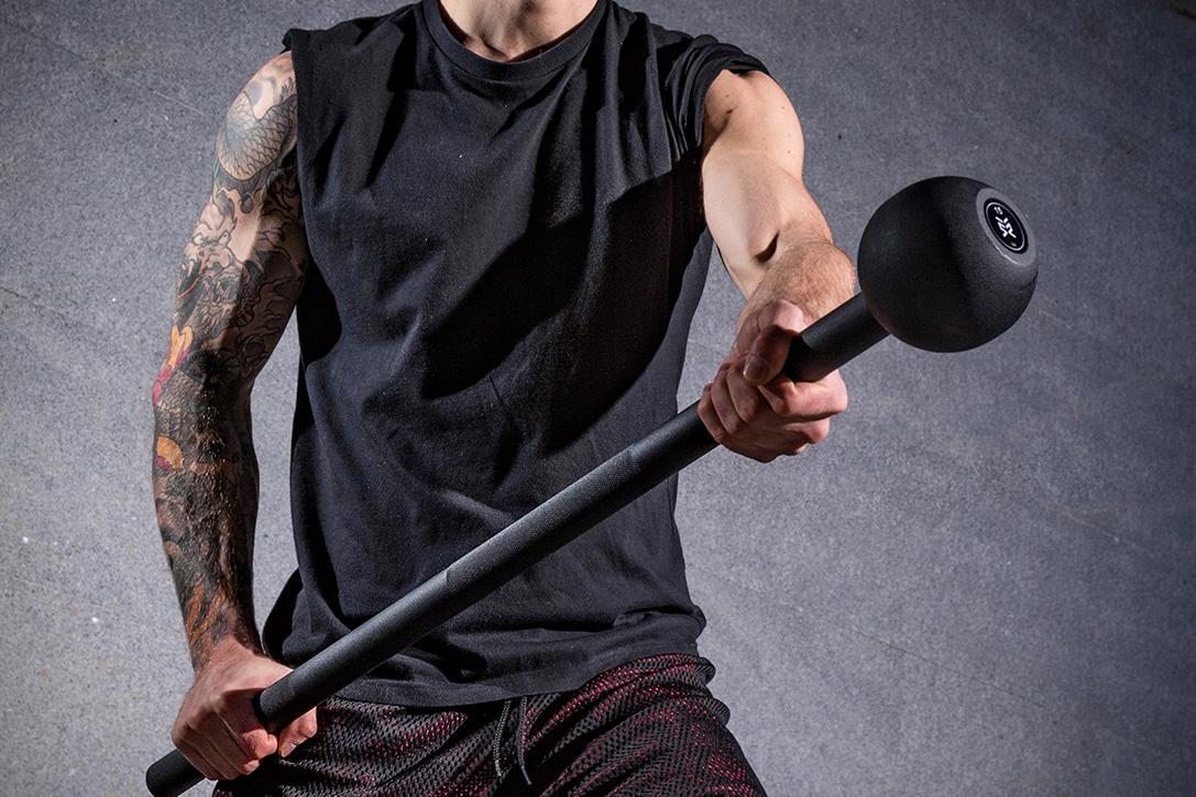 Steel Mace Workout Gear