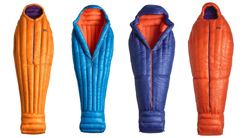 Patagonia Has Done It! First Full-Sized Sleeping Bags