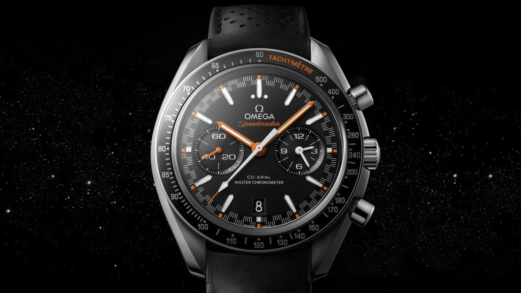 Omega Speedmaster – Racing Master Chronometer