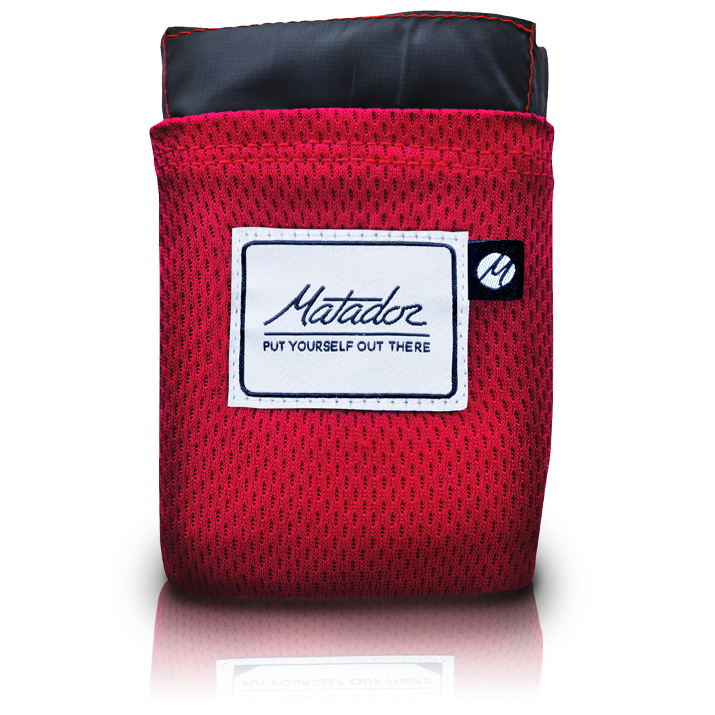 Matador Pocket Blanket 2.0: Combining Light Weight, Waterproof, and Puncture Proof