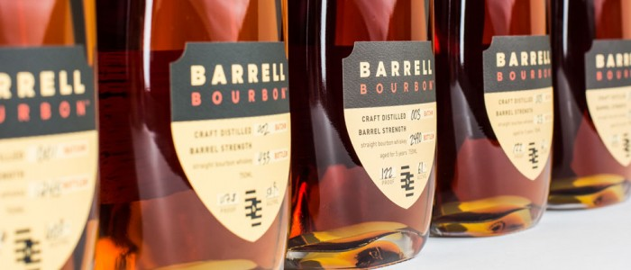 Barrell New Whiskey Batch 004