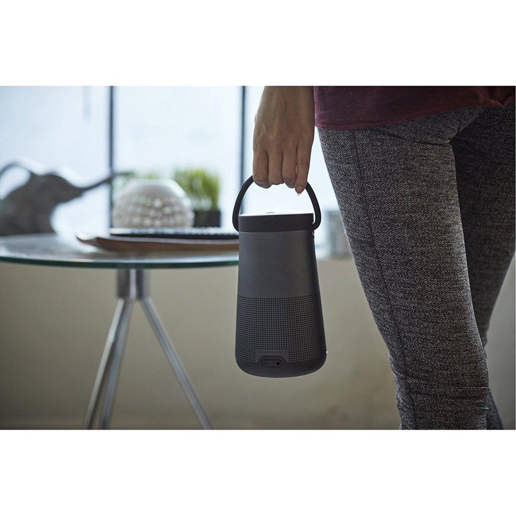 Soundlink Revolve Bose Speaker–Big Sound, Little Footprint, 360-Degree Coverage