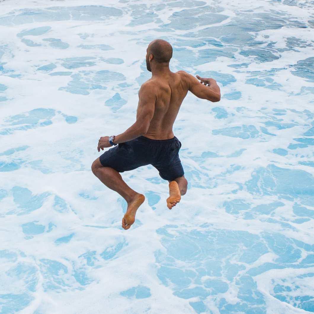 Made in America: The Breaker Trunks Are Some of the Best Men's Swim Trunks