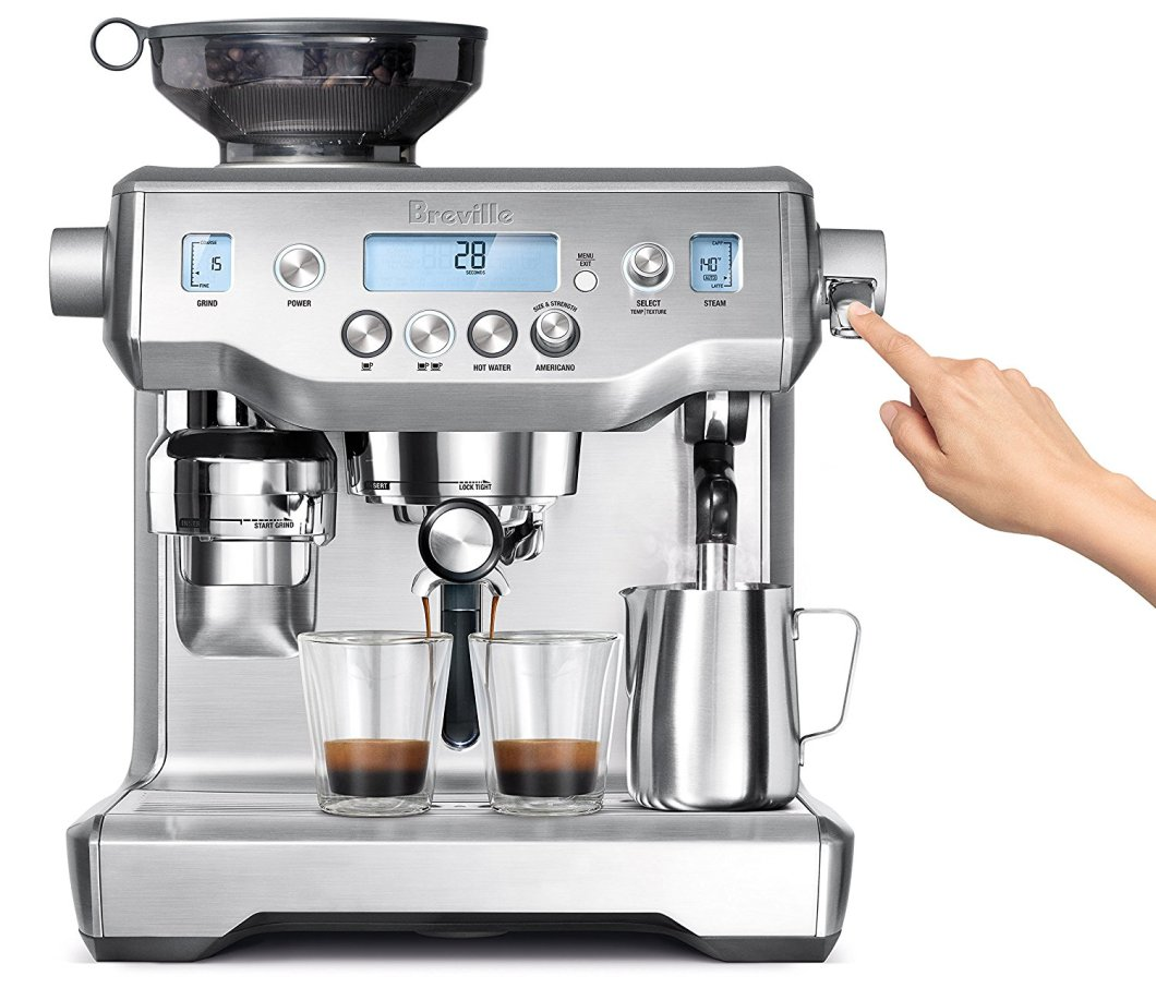 Oracle Touch Premium Espresso Machine