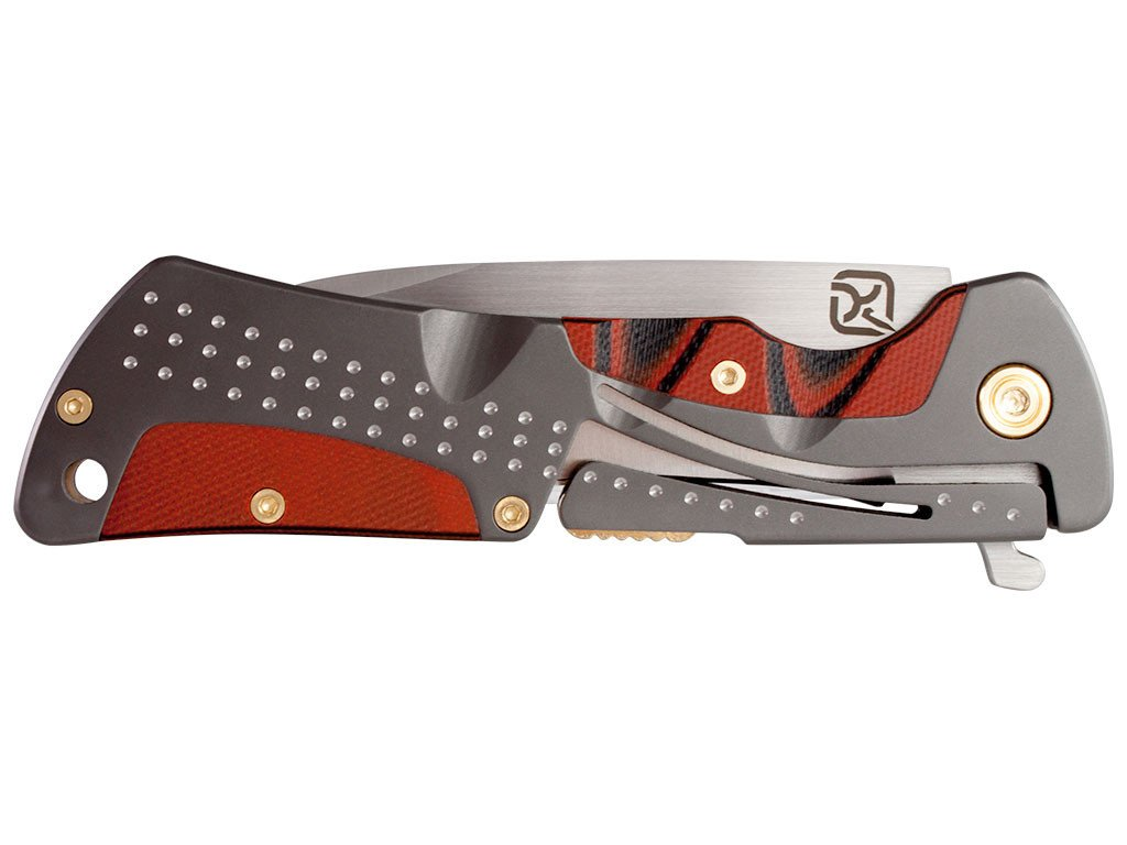 When It Comes to Flipper Knives – Cordovan Lite Flipper Tops The Rest