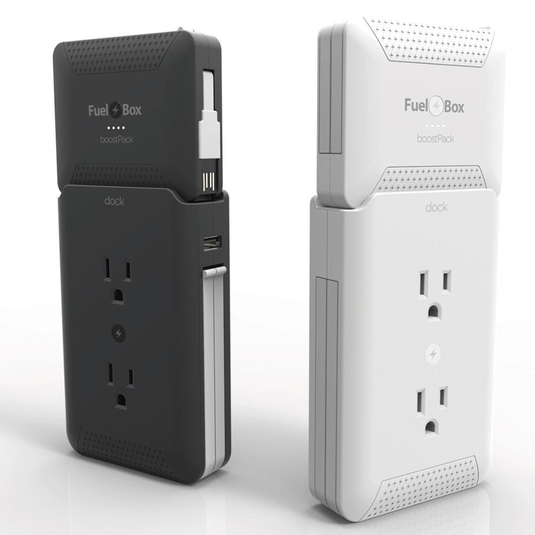 FuelBox – The Ultimate Charging Solution Phone Charger
