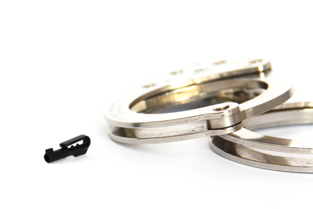 TIHK HK2 Handcuff Key–Be Prepared For the Unthinkable!