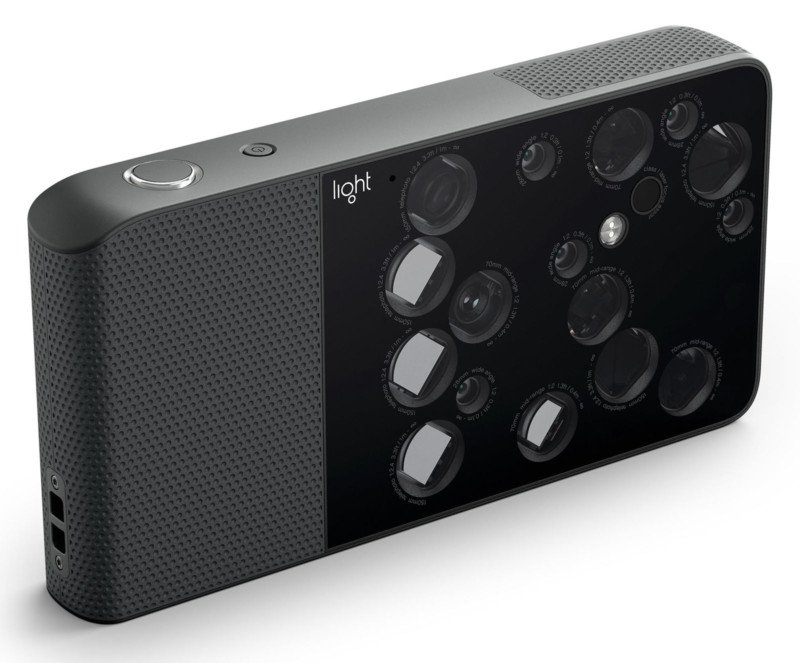 Light L16 52 Megapixel Pocket Camera