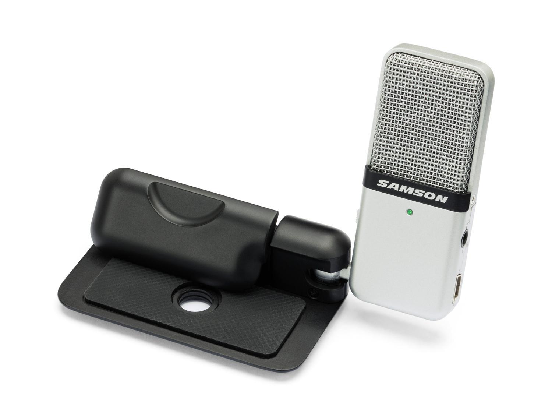 Samson Go Mic USB Condenser Portable Microphone