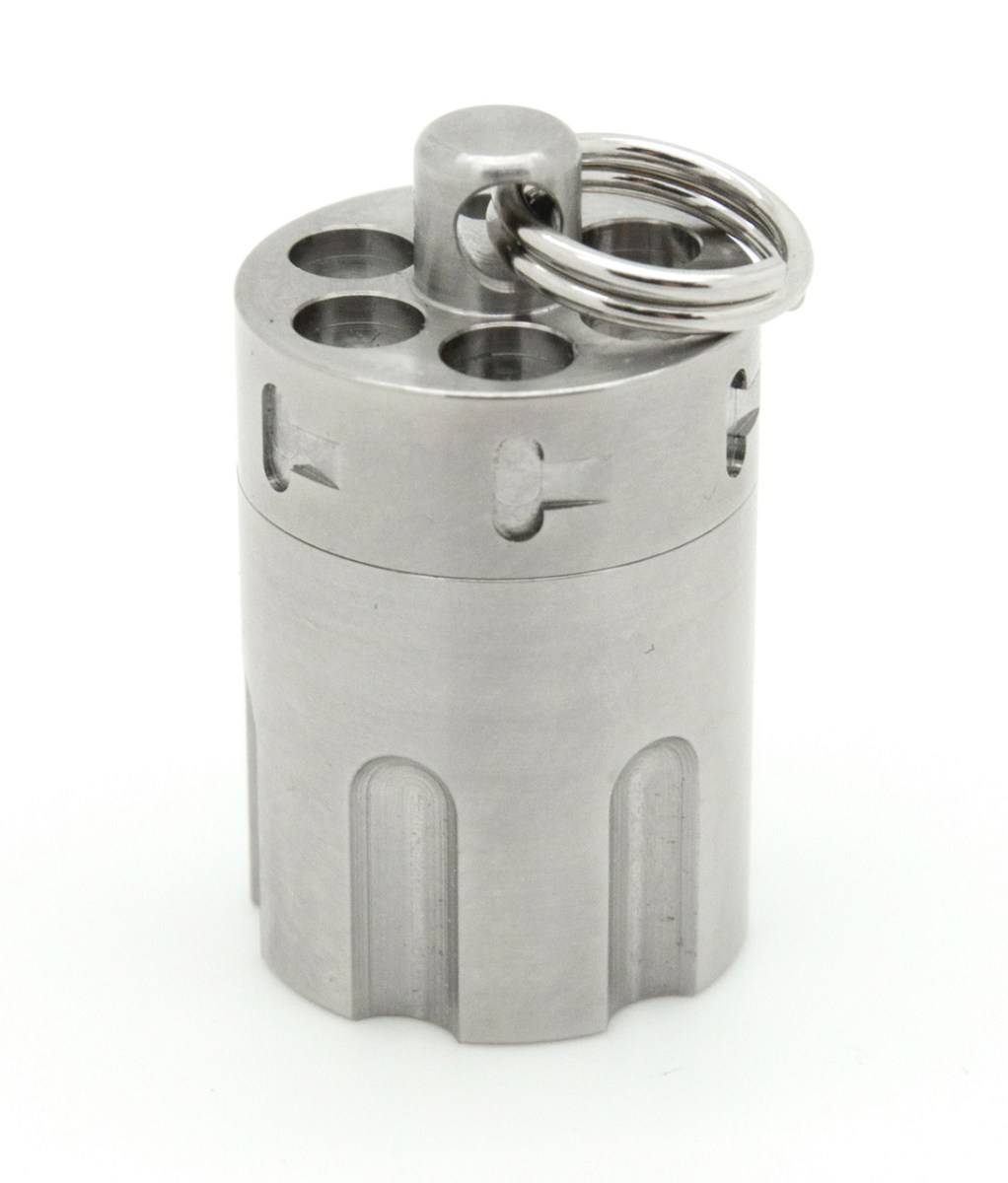 Titanium Gear Is Hot! Urban Operators Titanium Reload Cylinder
