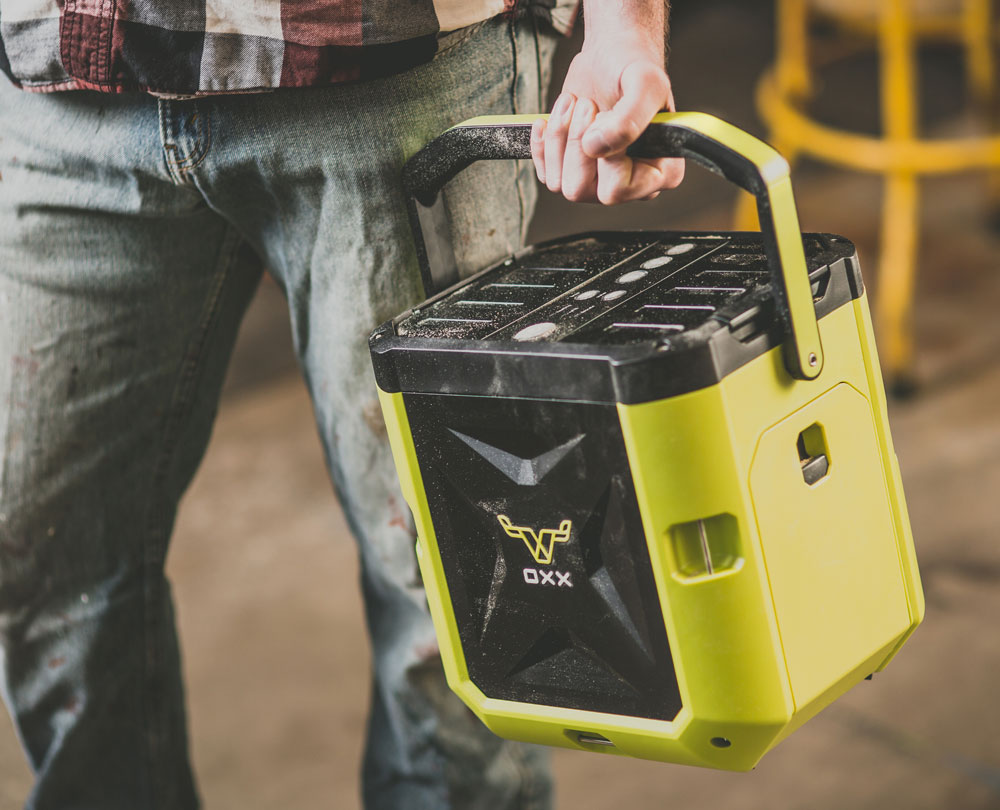 Rugged Coffee Makers Oxx Coffeeboxx