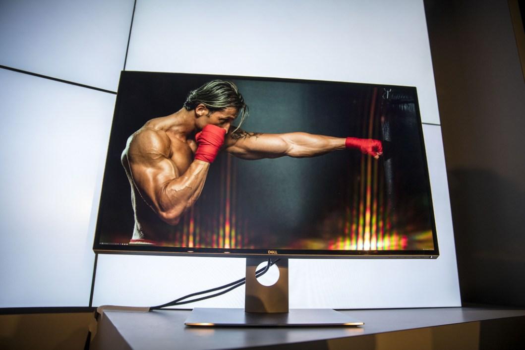 Dell's New UltraSharp 8k Monitor is Stunning