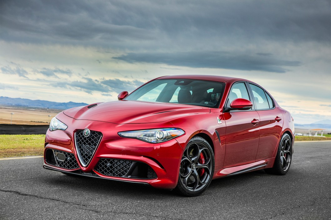 The Alfa Romeo Giulia is an Exotic Sports Sedan at an Affordable Price