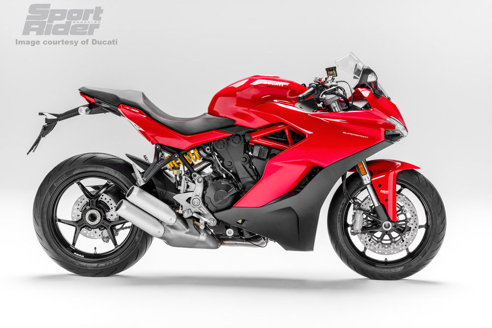 The Ducati SuperSport is Your Everyday Sportbike