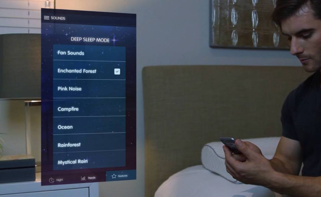 Smart Bed Pillow: Smart Technology to Assist in Waking Up