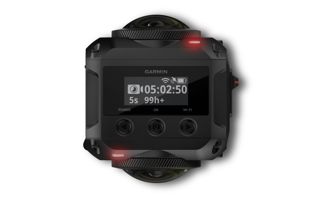 The Garmin Virb 30 Is The Perfect Spherical Camera