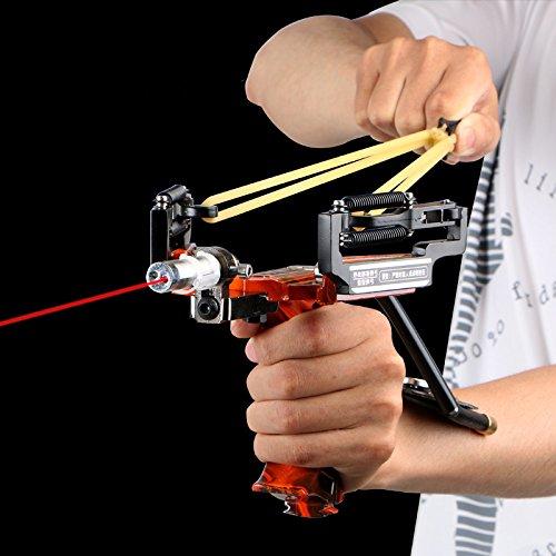 The Ultimate Slingshot – Assolar SS-12 Multi-function Super Power Laser Slingshot