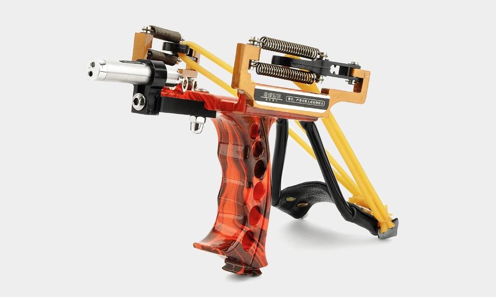 Assolar SS-12 Laser Slingshot