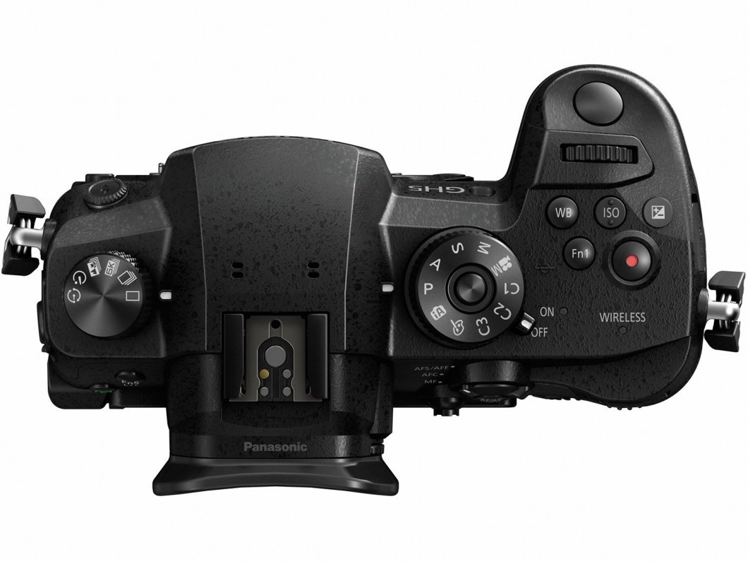 The New Lumix GH5: 4k Goes Mirrorless