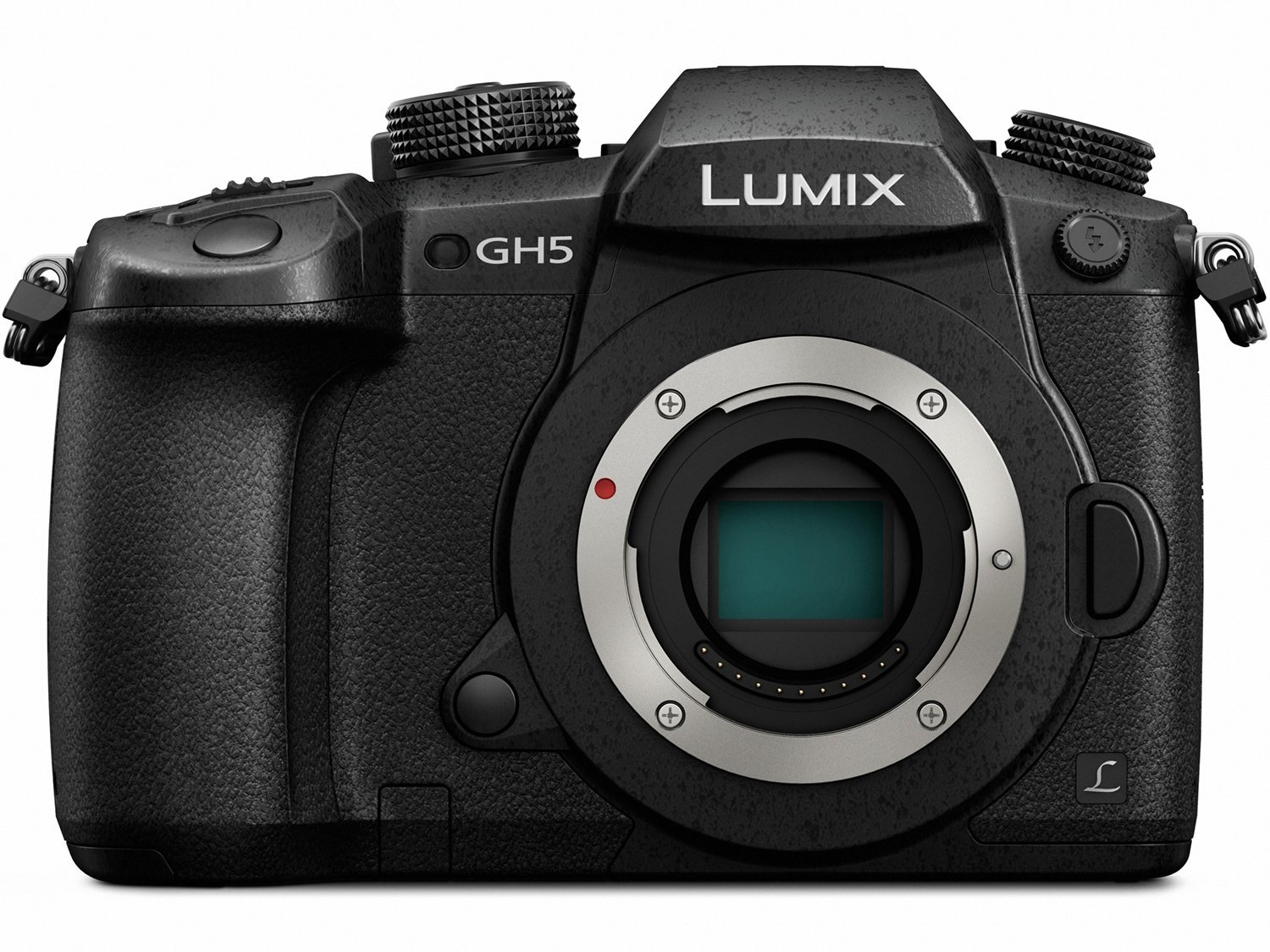 Panasonic Lumix Gh5 Mirrorless -4k-main-view