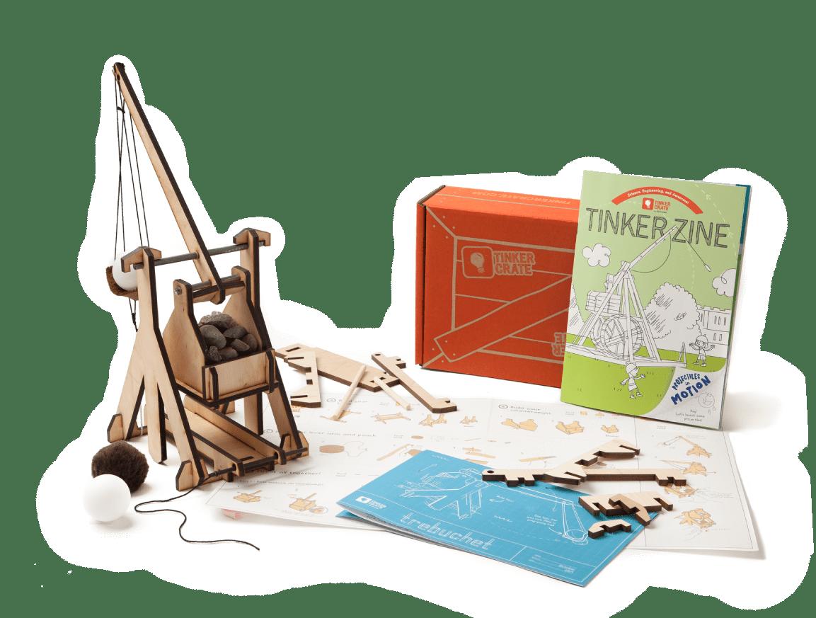 Kiwi Crate Technology