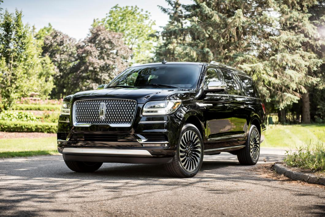 Lincoln Navigator L – Debuting at Almost a Full Foot Longer in 2018