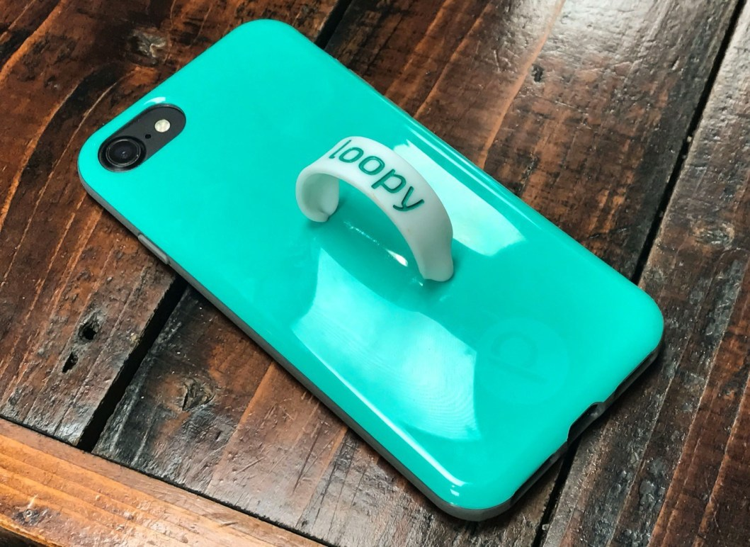 Loopy Cases: The First Phone Case With a Loop to Stop the Drop