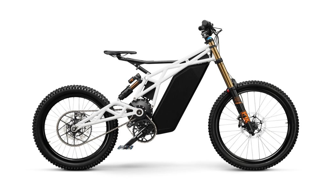 The Neematic Fr/1 Electric Mountain Bike Takes E-Bikes Offroad