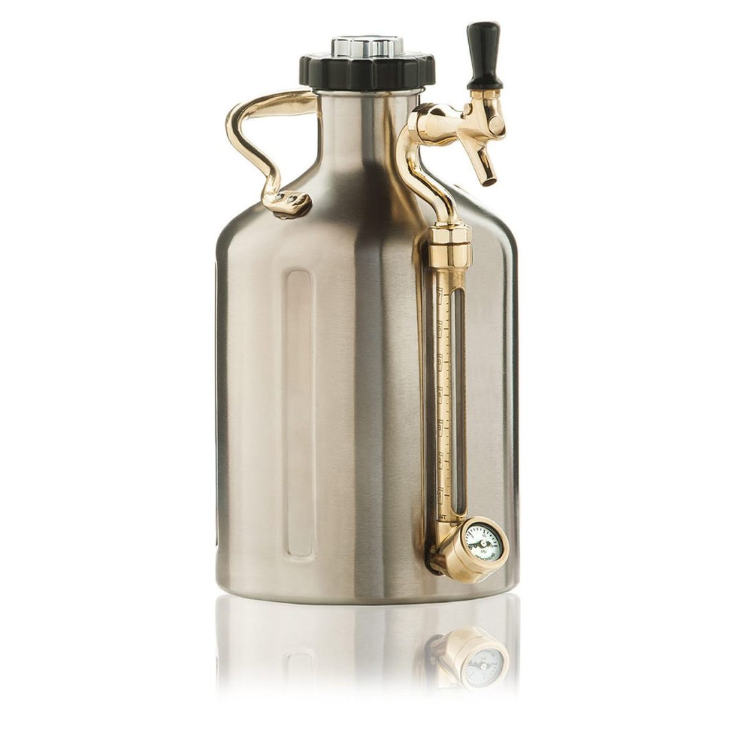 uKeg from Growlerwerks: For The Homebrewer in All of Us