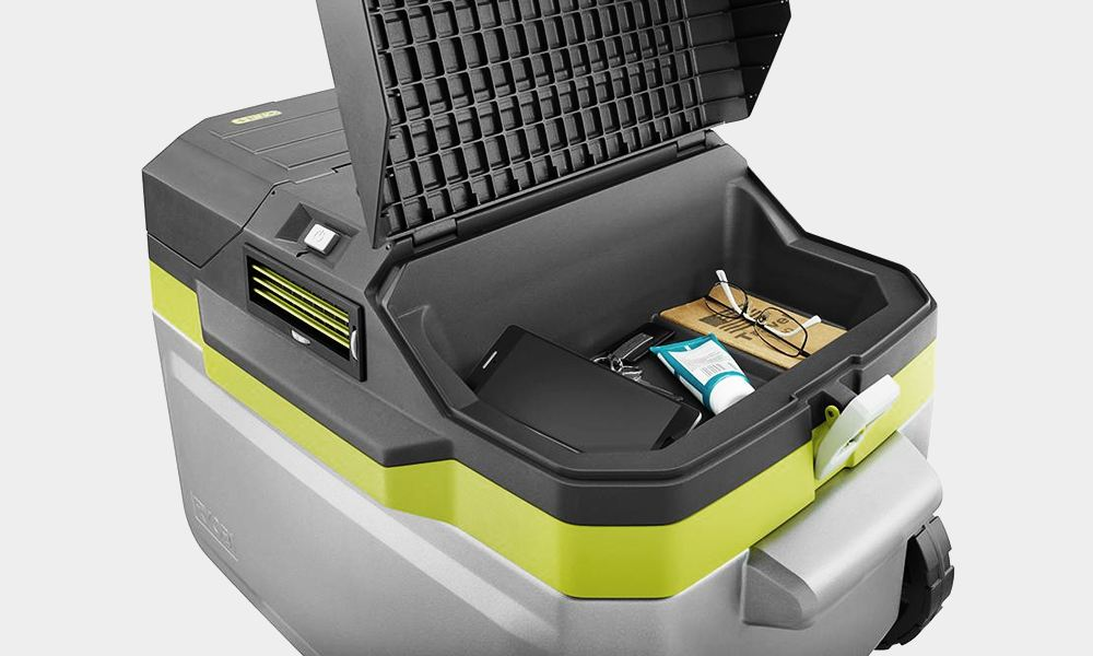 Ryobi Air Cooler: Taking Multi-functional Products to a New Level