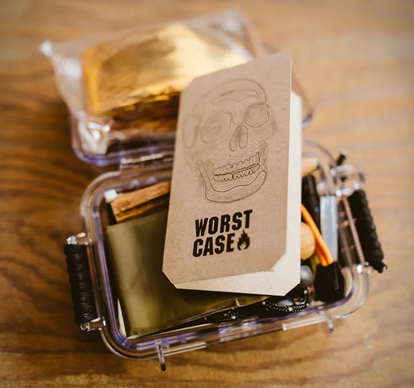 Worst Case Survival Kit–Should be in Everyone's Possession