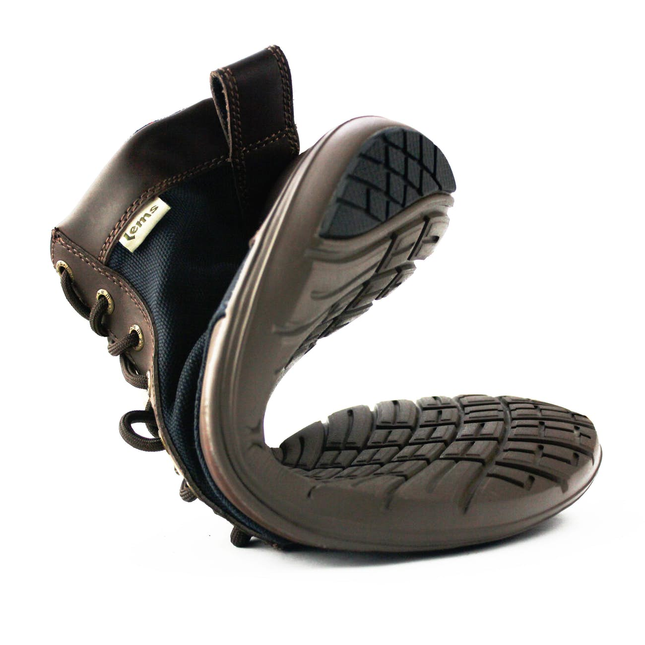 Lems Boulder Boot Flexing