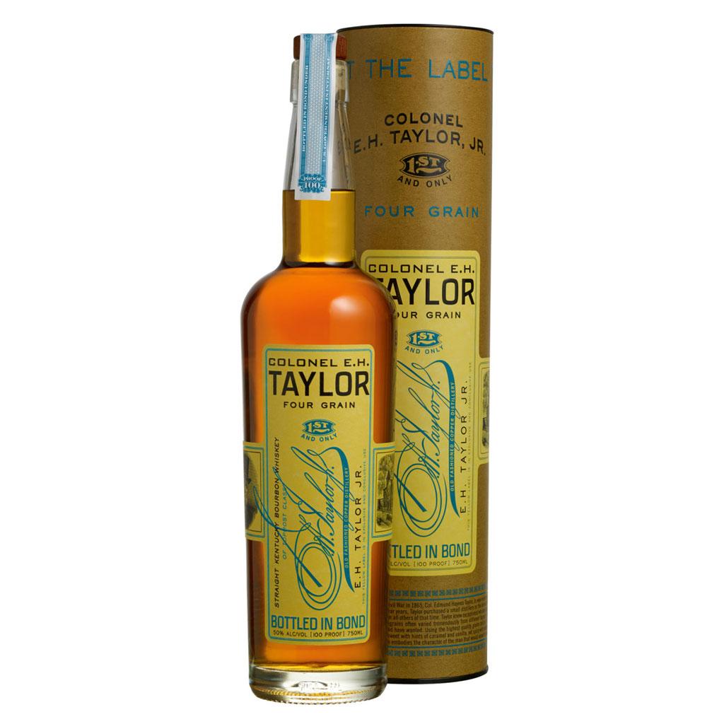 eh taylor four grain bottle