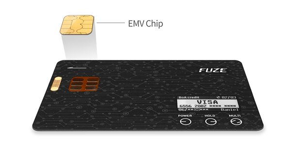 The Fuze Smart Credit Card: Your Slim Wallet Just Got Slimmer