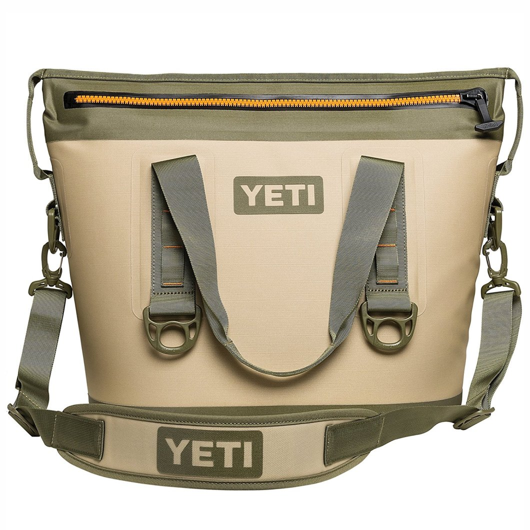 YETI Hopper Two Softshell Cooler Goes Anywhere You Do