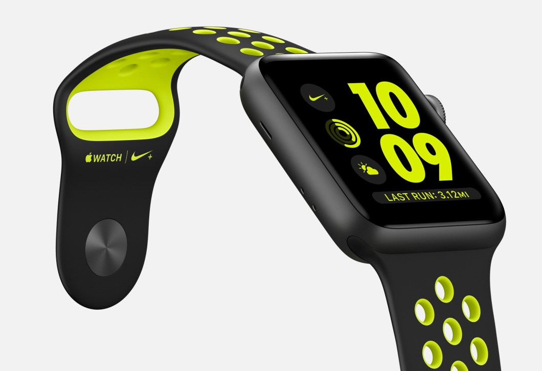 The Apple Watch Nike+ Is Made Right for Running