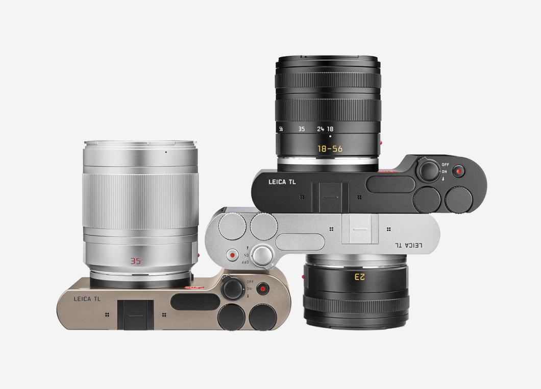 The Leica TL2 is A Bigger, Better Mirrorless Camera