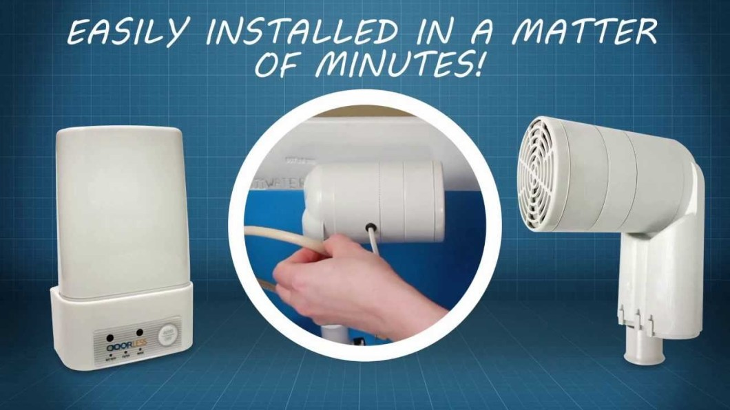 The Odorless Toilet Fan: The #1 Way to Eliminate #2 Odor